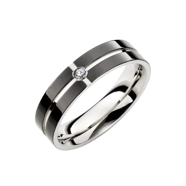 十字交會的愛情戒指