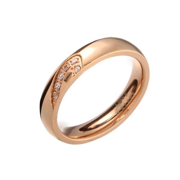 戀戀情深愛心組合式戒指