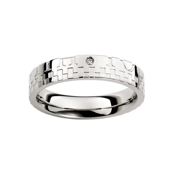 愛的印記 西德鋼 女款戒指飾品