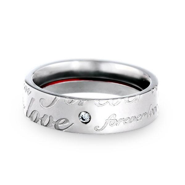 月老紅線愛的牽繫 西德鋼 男款戒指飾品