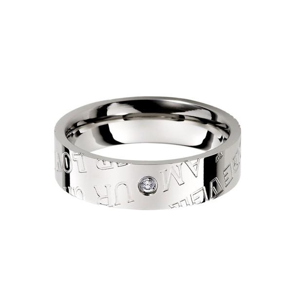 愛的印記愛相隨戒指