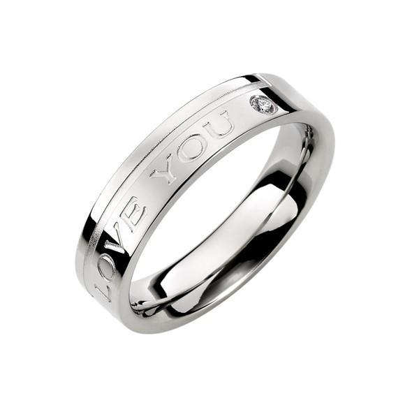 愛的印記愛你到永遠戒指