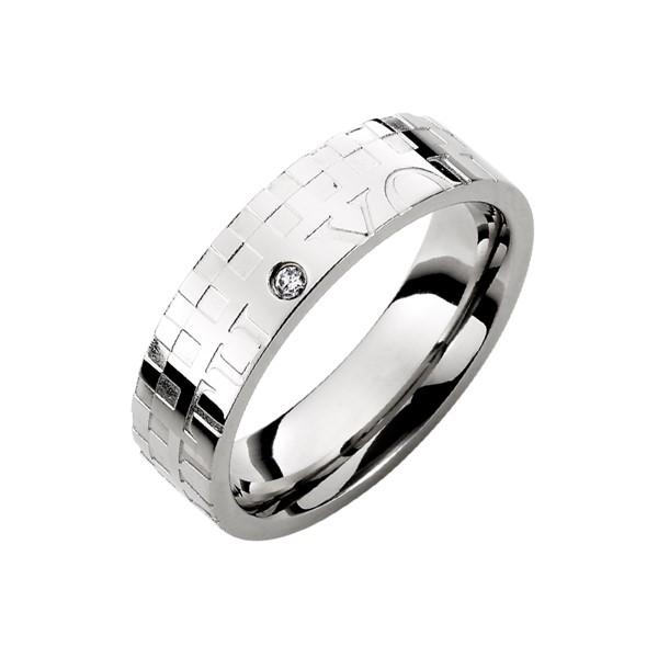 愛的印記愛與你相隨戒指