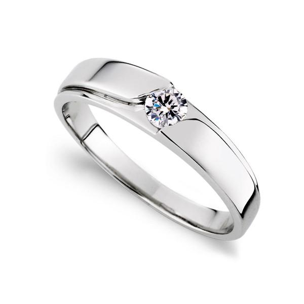 美好時光純銀結婚對戒/一對販售
