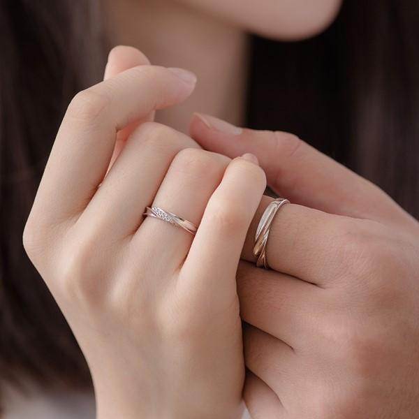 蜜糖戀曲白金結婚對戒/一對販售