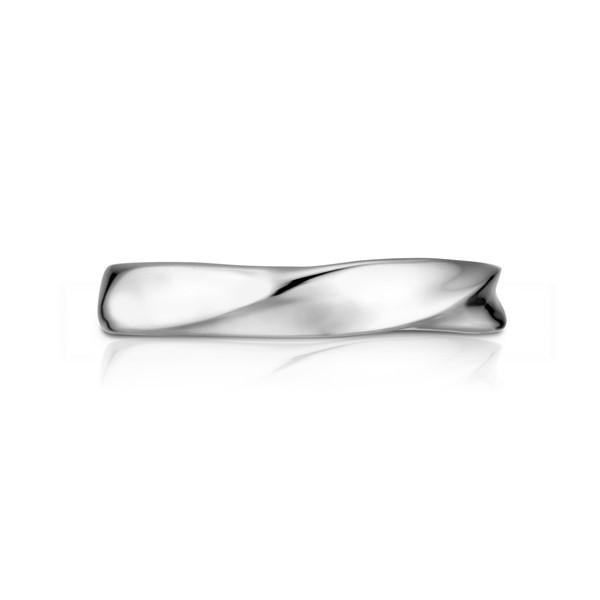 伊漾-敦厚 鉑金(白金)鑽石結婚對戒