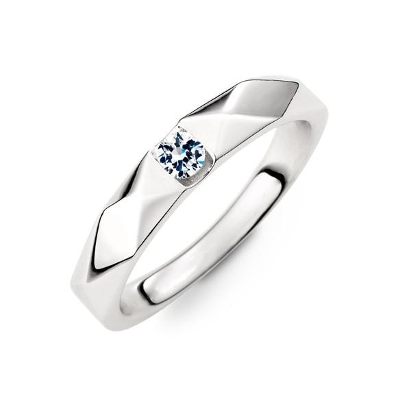 攜手一生白金結婚對戒/一對販售