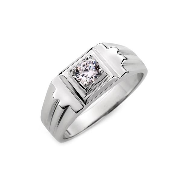 幸福流動流線感 鉑金(白金)鑽石結婚對戒