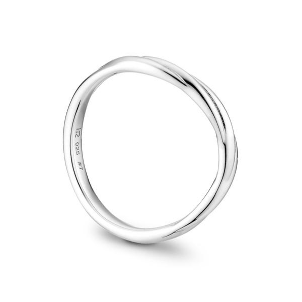 生命中的摯愛 白金(鉑金)男款結婚戒指