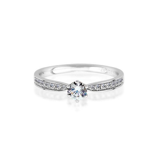 情有獨鍾 鉑金(白金)鑽石結婚套戒(三件組)