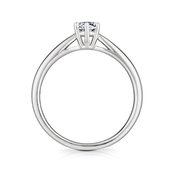 最美的時刻 鉑金(白金)鑽石結婚套戒(三件組)