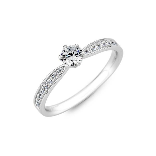 純粹的愛 鉑金(白金)鑽石結婚套戒(三件組)
