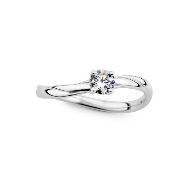 愛在指間 鉑金(白金)鑽石結婚套戒(三件組)