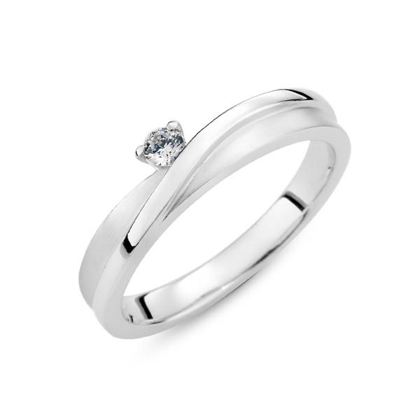 許願之星 白金結婚對戒