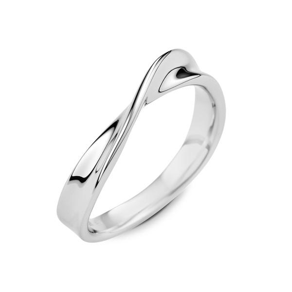 繾綣  玫瑰金(18K金)結婚對戒
