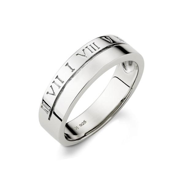 羅馬故事情侶戒指