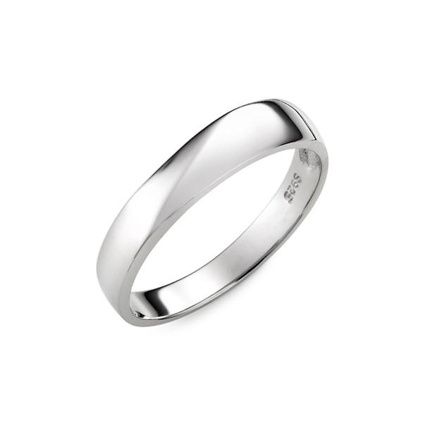 切角設計戒指