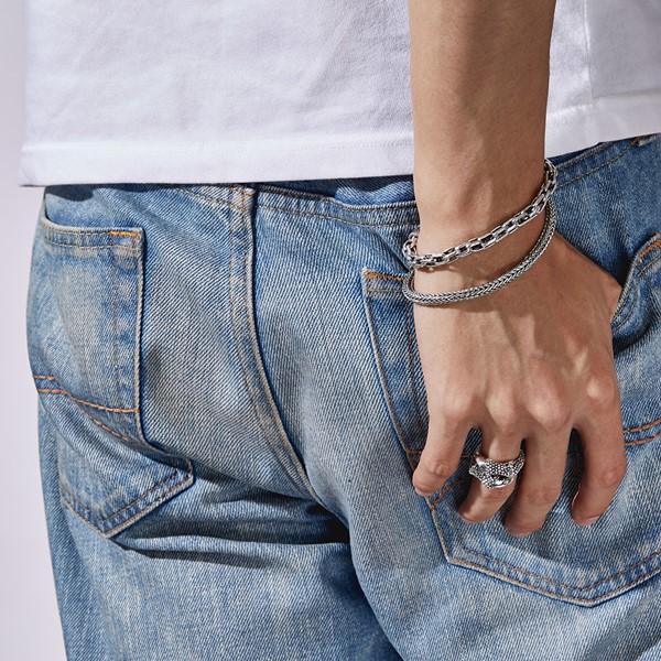 硫化野獸風格個性戒指