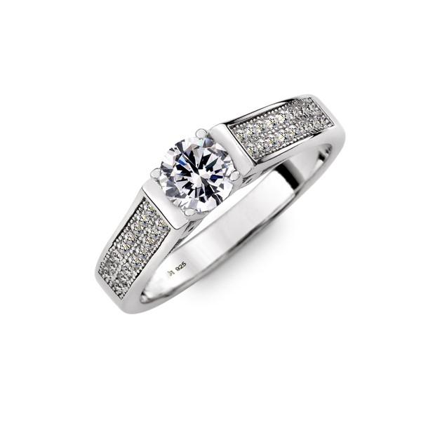 古典印象奢華精選戒指