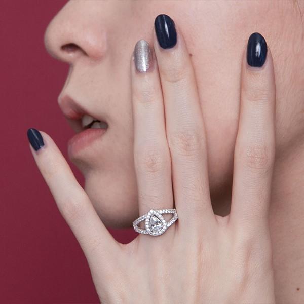 皇后之心奢華精選戒指
