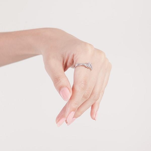 勇敢去愛優雅璀鑽系列戒指