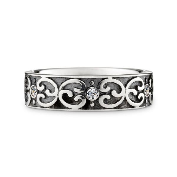 經典紋飾戒指