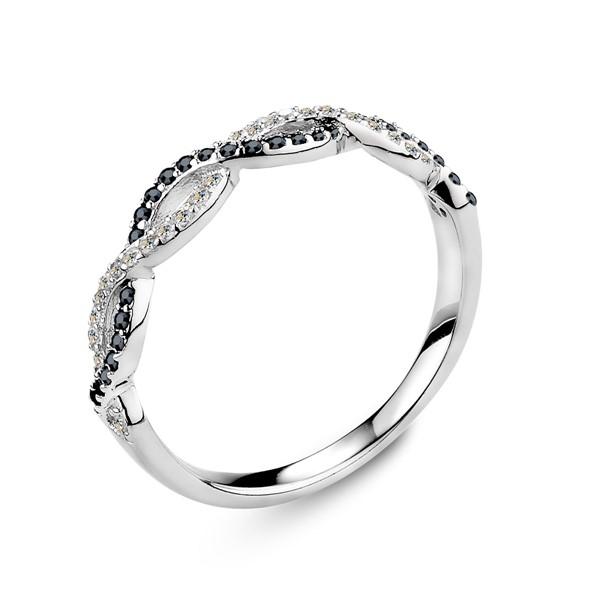 麻花編織戒指