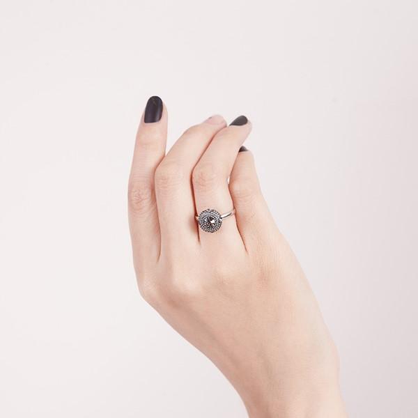 水鑽硫化戒指