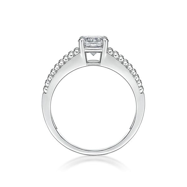 典雅鑽圍奢華戒指