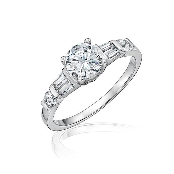 完美鑽飾簍空首飾戒指