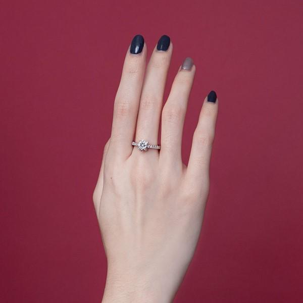 輕奢華主義淑女奢華精選戒指