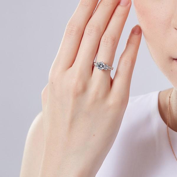 施華洛世奇元素經典奢華精選戒指