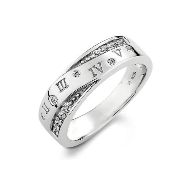 羅馬戀人厚實戒指