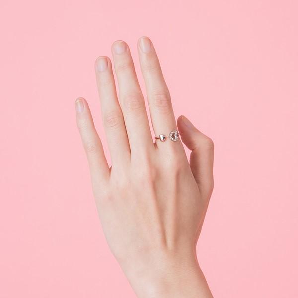 期待愛活圍戒指
