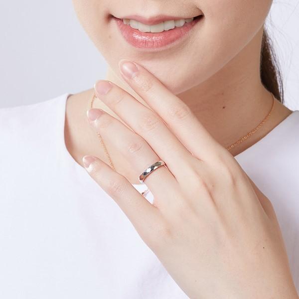 個性菱形切割造型戒指