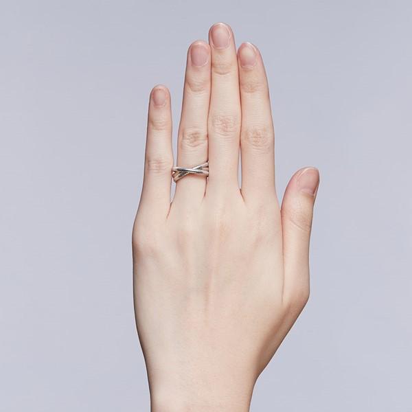 蛇紋造型戒指