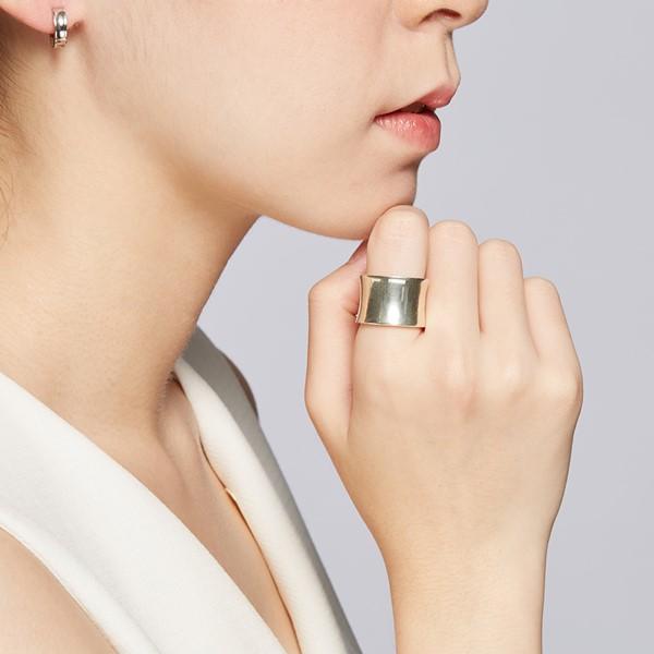 個性素面簡約戒指