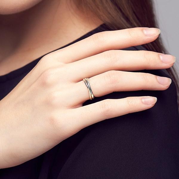 我們的特殊意義三環戒指