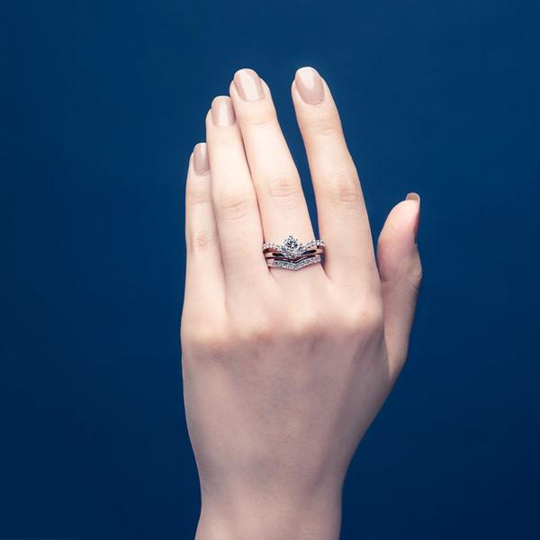 華麗冒險璀鑽系列戒指