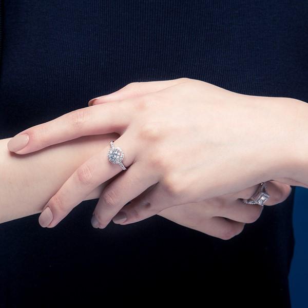 紅毯上的步伐戒指