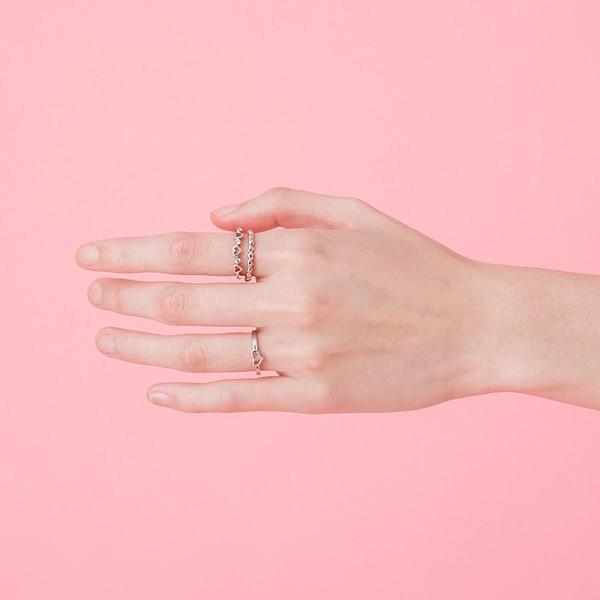 完整的浪漫戒指