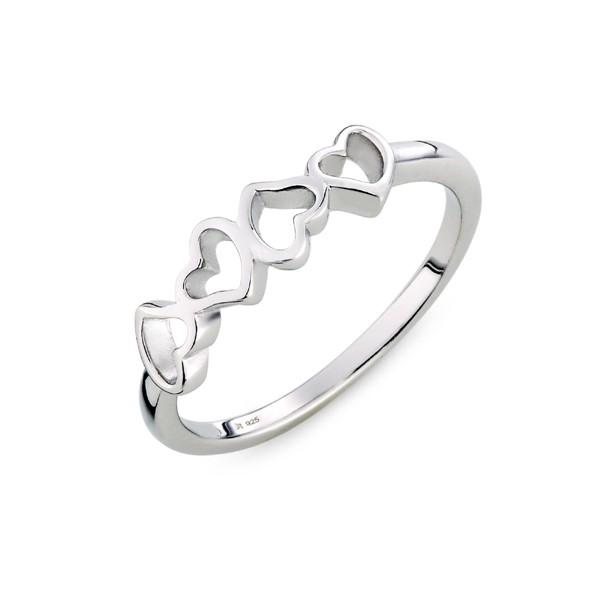 桃花公主戒指