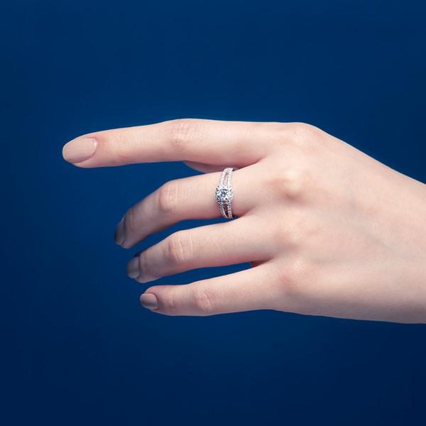 幸福方向奢華精選戒指