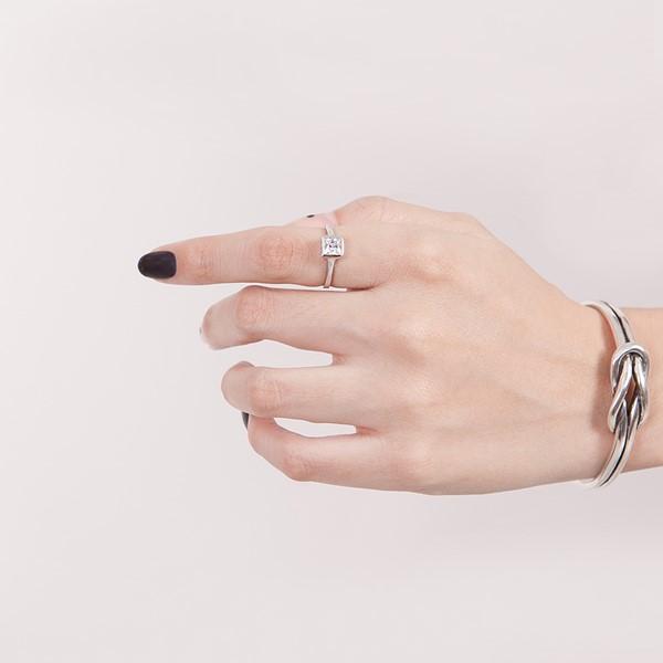 堅強的理由造型戒指