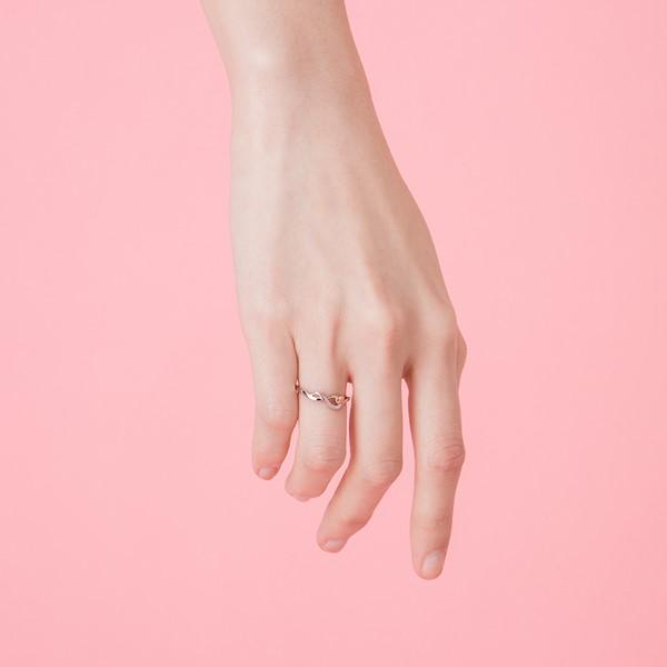 無限環繞戒指