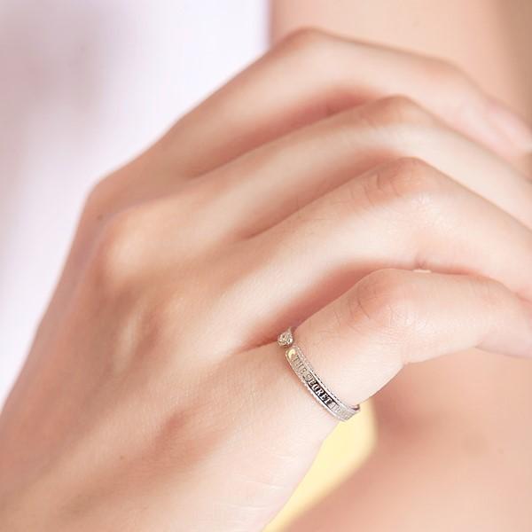 秘密活圍戒指/尾戒