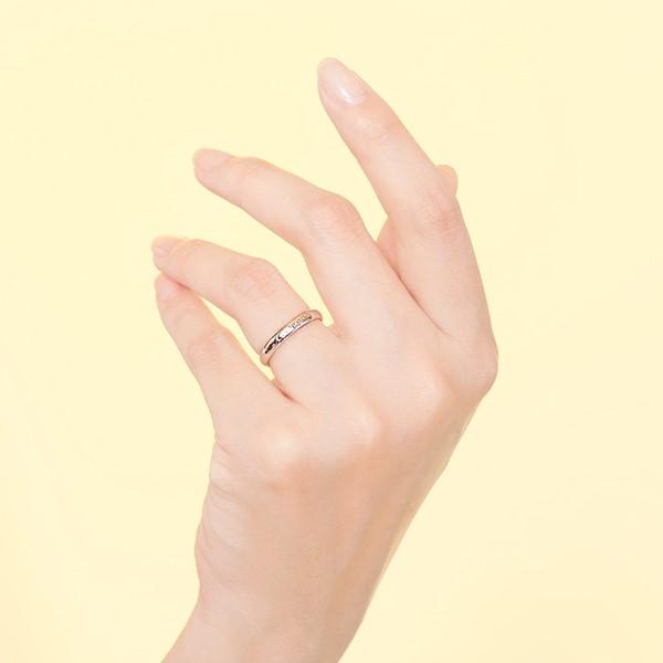 勇敢幸福活圍戒指/尾戒