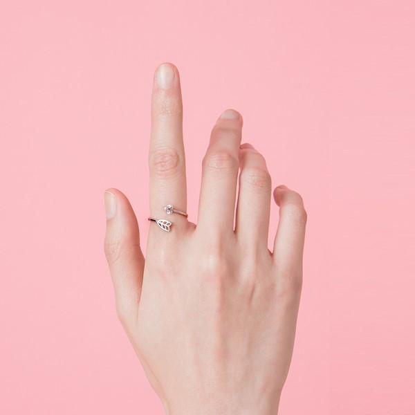 邱比特活圍戒指