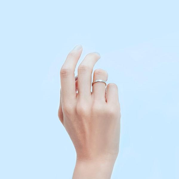 巧奪天工氣質簡約戒指/尾戒