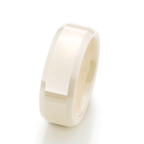 經典簡約寬版戒指